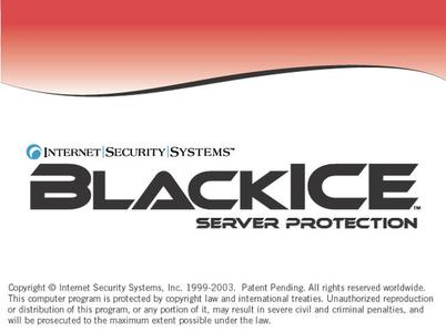 ISS Blackice Server Protection ver. 3.6