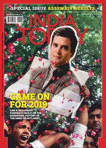 India Today - December 24, 2018