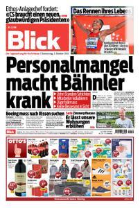 Blick – 03. Oktober 2019