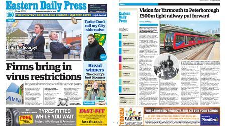 Eastern Daily Press – February 26, 2020