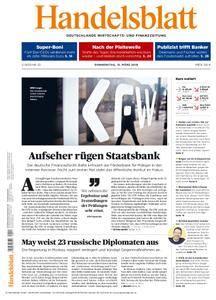 Handelsblatt - 15. März 2018