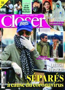 Closer France - 20 mars 2020