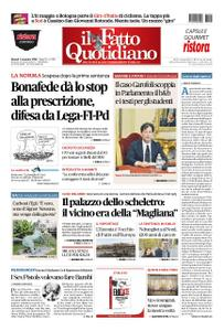 Il Fatto Quotidiano - 01 novembre 2018