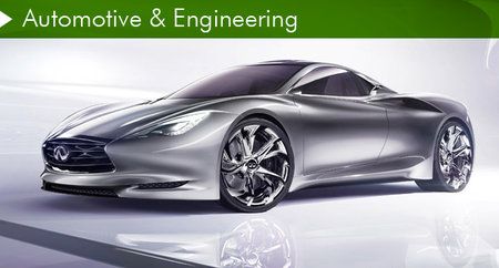 Automotive engineering books collection