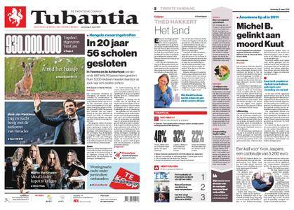 Tubantia - Enschede – 15 maart 2018