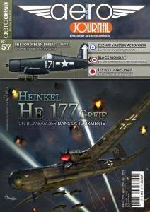 Aero Journal N.57 - Février-Mars 2017
