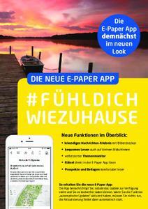 Neue Oranienburger Zeitung - 31. Juli 2019