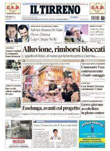 Il Tirreno Livorno - 15 Marzo 2018