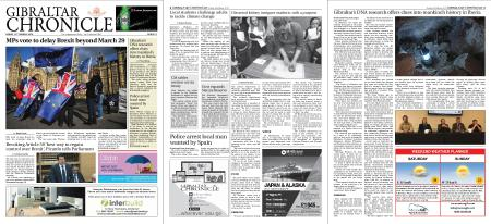 Gibraltar Chronicle – 15 March 2019