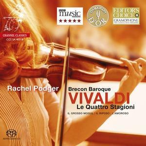 Rachel Podger, Brecon Baroque - Vivaldi: Le Quattro Stagioni (2018)