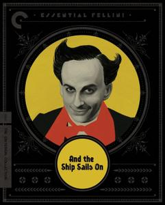 And the Ship Sails On / E la nave va (1983) [Criterion Collection]