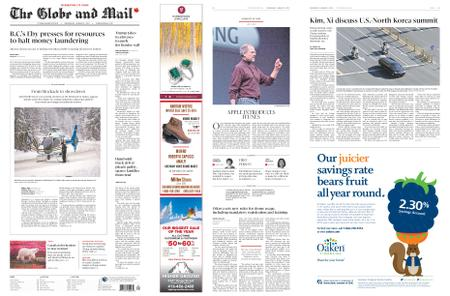 The Globe and Mail – January 09, 2019