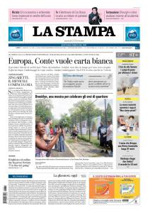 La Stampa Torino Provincia e Canavese - 11 Giugno 2019