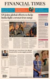 Financial Times Europe - April 27, 2021