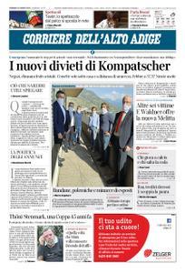 Corriere dell'Alto Adige – 22 marzo 2020