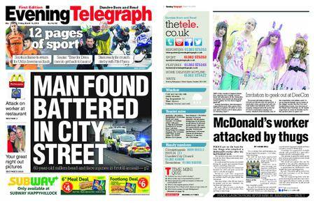 Evening Telegraph First Edition – March 16, 2018