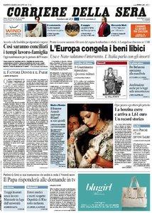 Il Corriere della Sera (08-03-11)