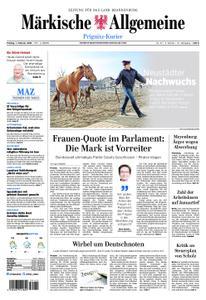 Märkische Allgemeine Prignitz Kurier - 01. Februar 2019