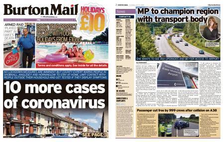 Burton Mail – July 21, 2020