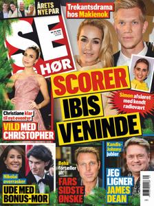 SE og HØR – 04. december 2019