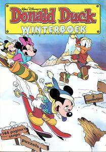 Donald Duck Winterboeken - 20 - Winterboek 2001 2000