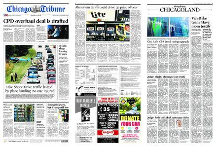 Chicago Tribune – July 28, 2018