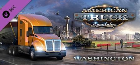 American Truck Simulator - Washington (2019)
