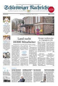 Schleswiger Nachrichten - 17. Januar 2018