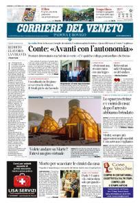 Corriere del Veneto Padova e Rovigo – 14 ottobre 2018