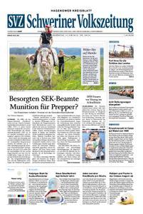 Schweriner Volkszeitung Hagenower Kreisblatt - 13. Juni 2019