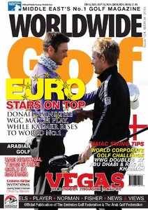 Worldwide Golf Nr.124 March 2011