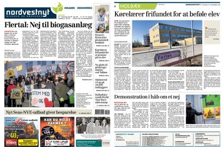 Nordvestnyt Holbæk Odsherred – 27. november 2018