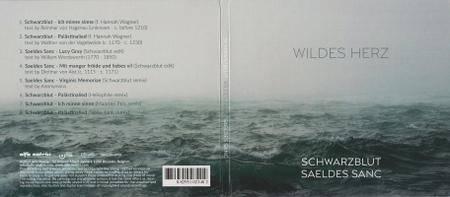 Schwarzblut Vs. Saeldes Sanc - Wildes Herz (2017)