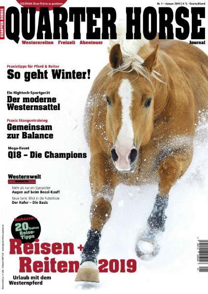 Quarter Horse Journal - Januar 2019