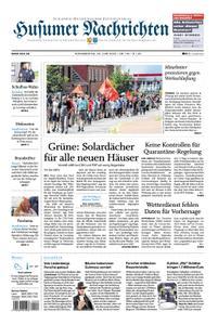 Husumer Nachrichten - 25. Juni 2020