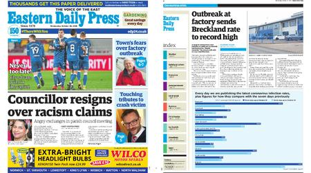 Eastern Daily Press – October 28, 2020
