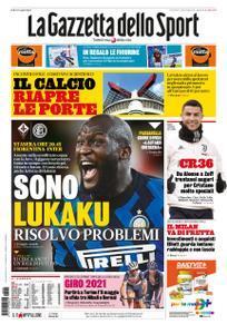 La Gazzetta dello Sport Bergamo – 05 febbraio 2021