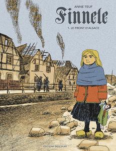Finnele - Tome 1 - Le Front d'Alsace