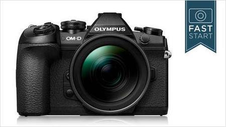 Olympus OM-D E-M1 Mark II Fast Start