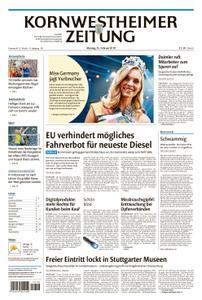 Kornwestheimer Zeitung - 25. Februar 2019