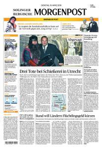 Solinger Morgenpost – 19. März 2019