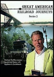 BBC - Great American Railroad Journeys: Series 2 (2017)