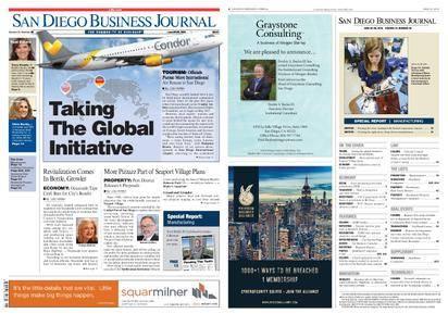 San Diego Business Journal – June 20, 2016