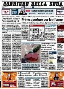Il Corriere della Sera (27-12-09)