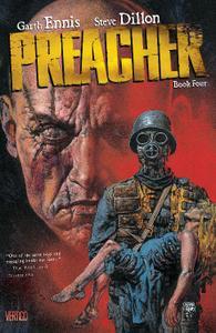 Vertigo-Preacher Book Four 2014 Retail Comic eBook