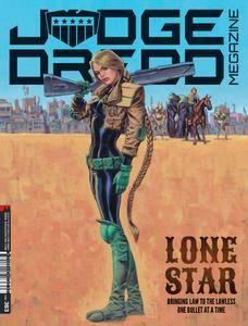 Judge Dredd The Megazine 363 2015 Digital