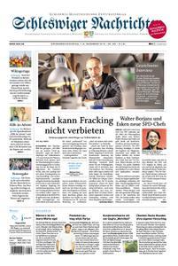 Schleswiger Nachrichten - 07. Dezember 2019
