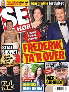 SE og HØR – 18. september 2019