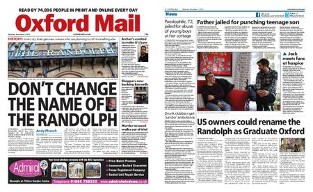 Oxford Mail – December 07, 2019