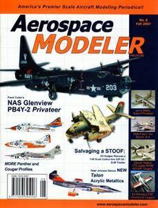 Aerospace Modeler №8 - Fall 2007